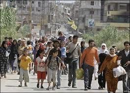 Palestinain refugees