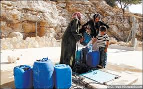 Water resources West Bank