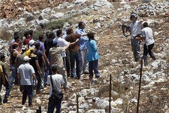 settler attack