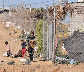 Palestinian poverty